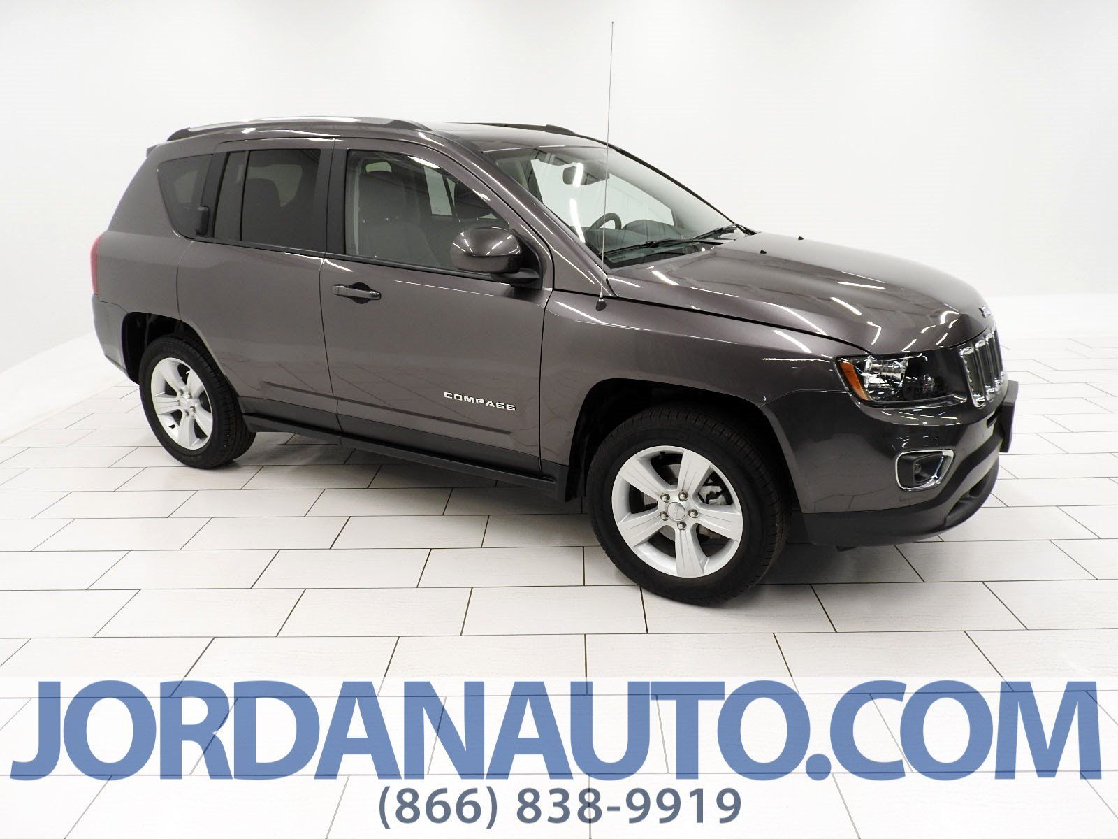 pre-owned 2015 jeep compass latitude sport utility in mishawaka
