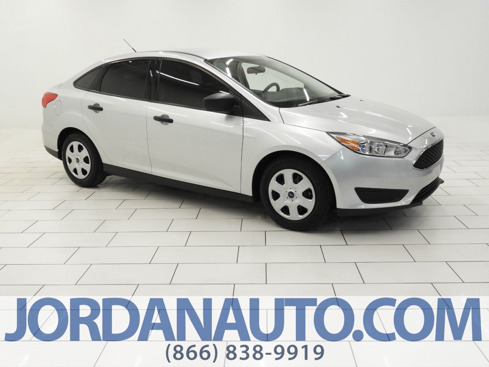 Pre-Owned 2017 Ford Focus S