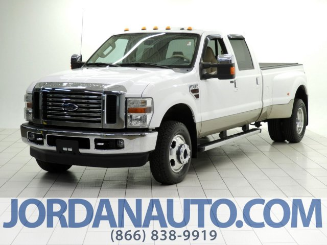 Pre-Owned 2010 Ford Super Duty F-350 DRW Lariat