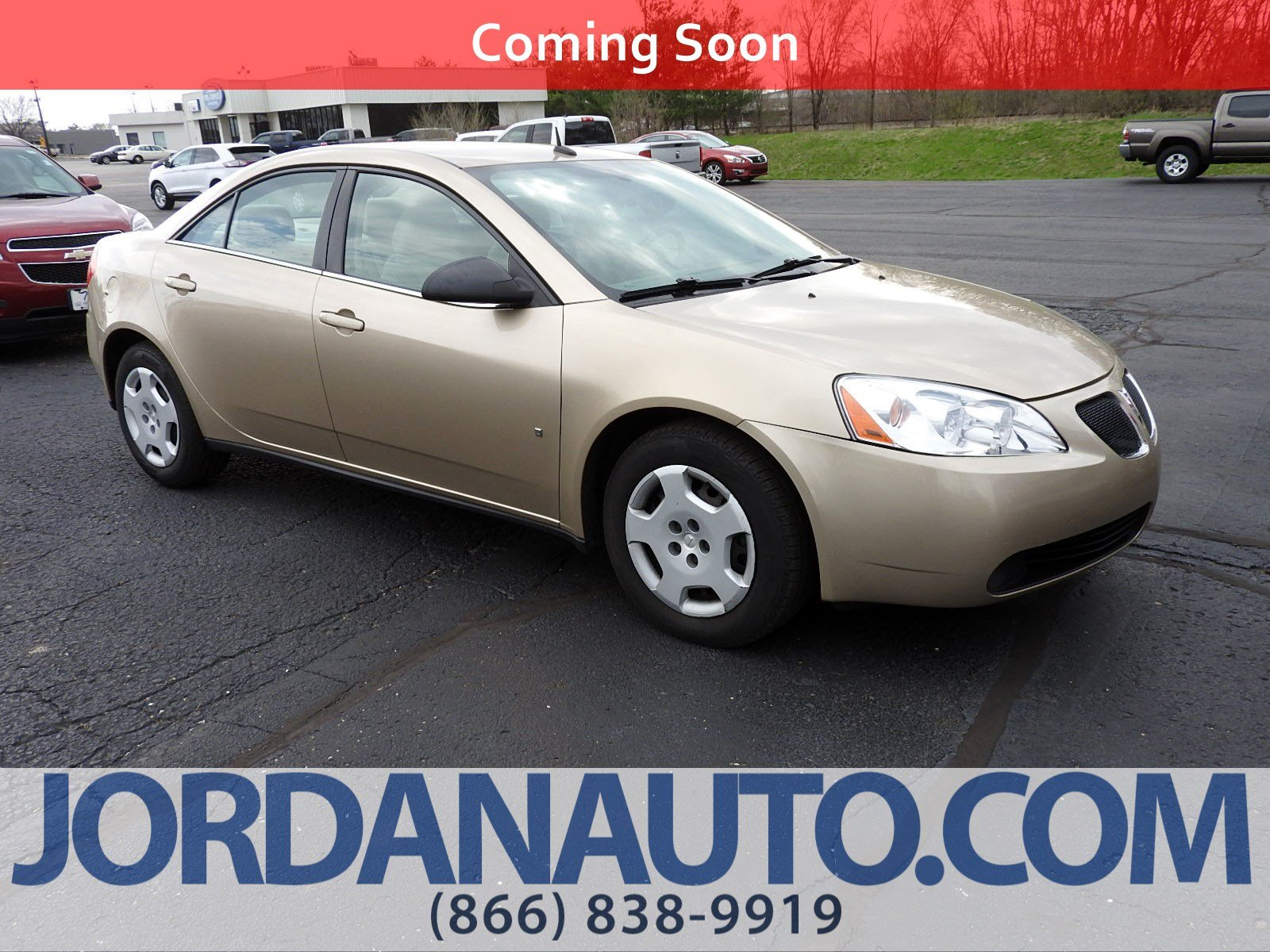 Pre Owned 2008 Pontiac G6 1sv Value Leader