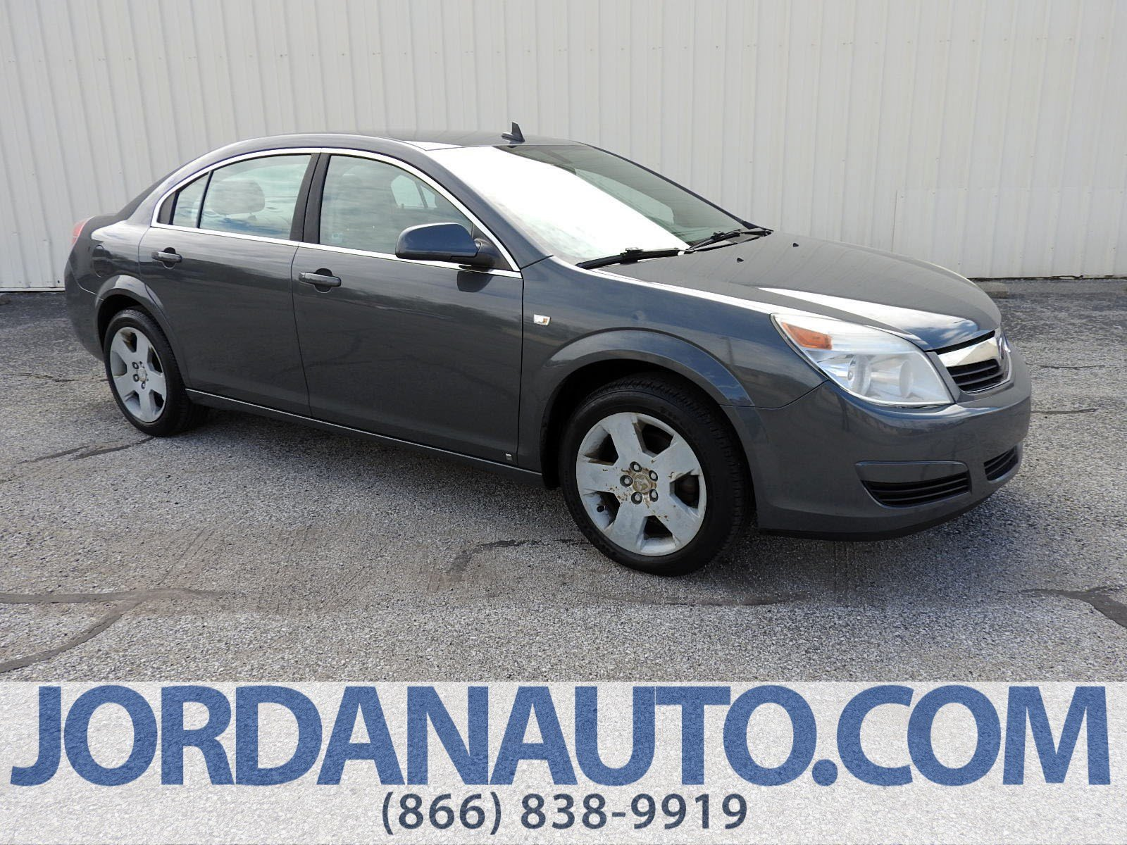 Pre Owned 2009 Saturn Aura Xe
