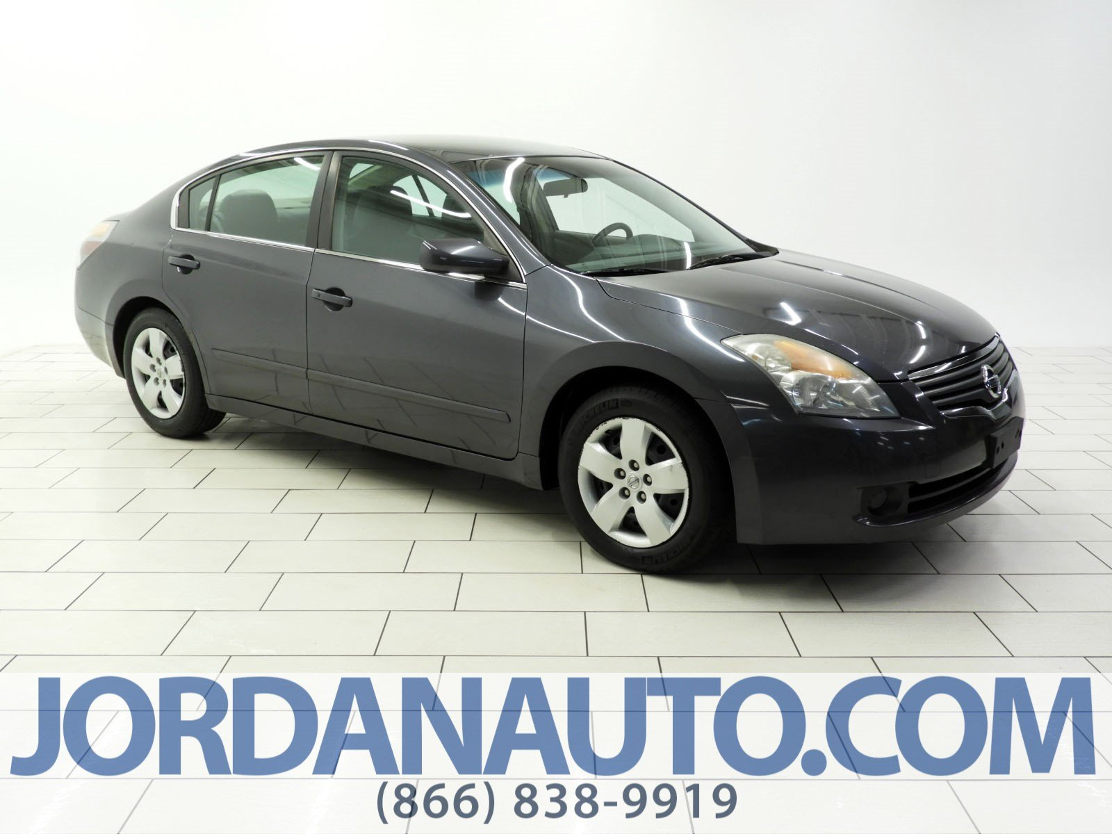 Nissan Altima 2.5 S >> Pre Owned 2007 Nissan Altima 2 5 S 4dr Car Fwd
