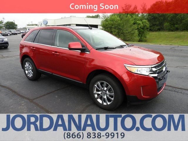 Jordan Ford Mishawaka >> Pre Owned 2011 Ford Edge Limited Fwd Station Wagon