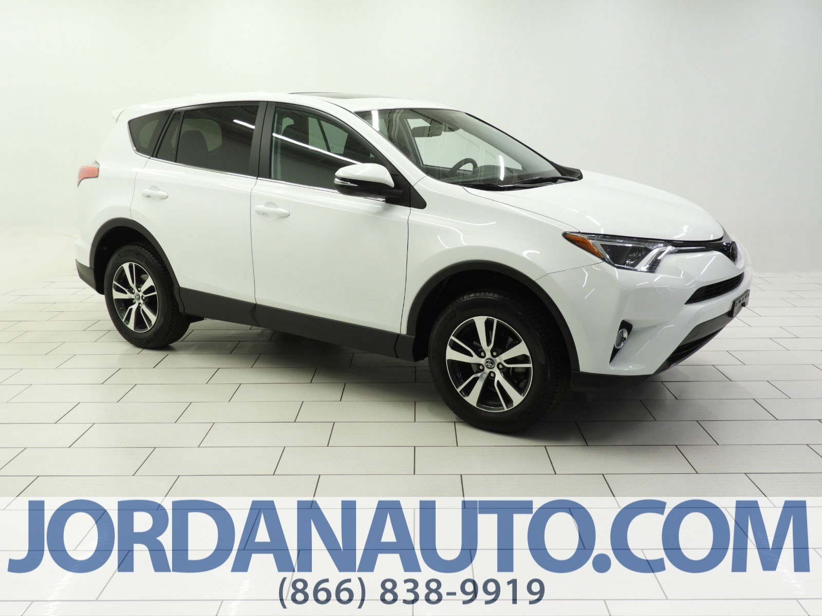 Certified Pre Owned 2018 Toyota Rav4 Xle