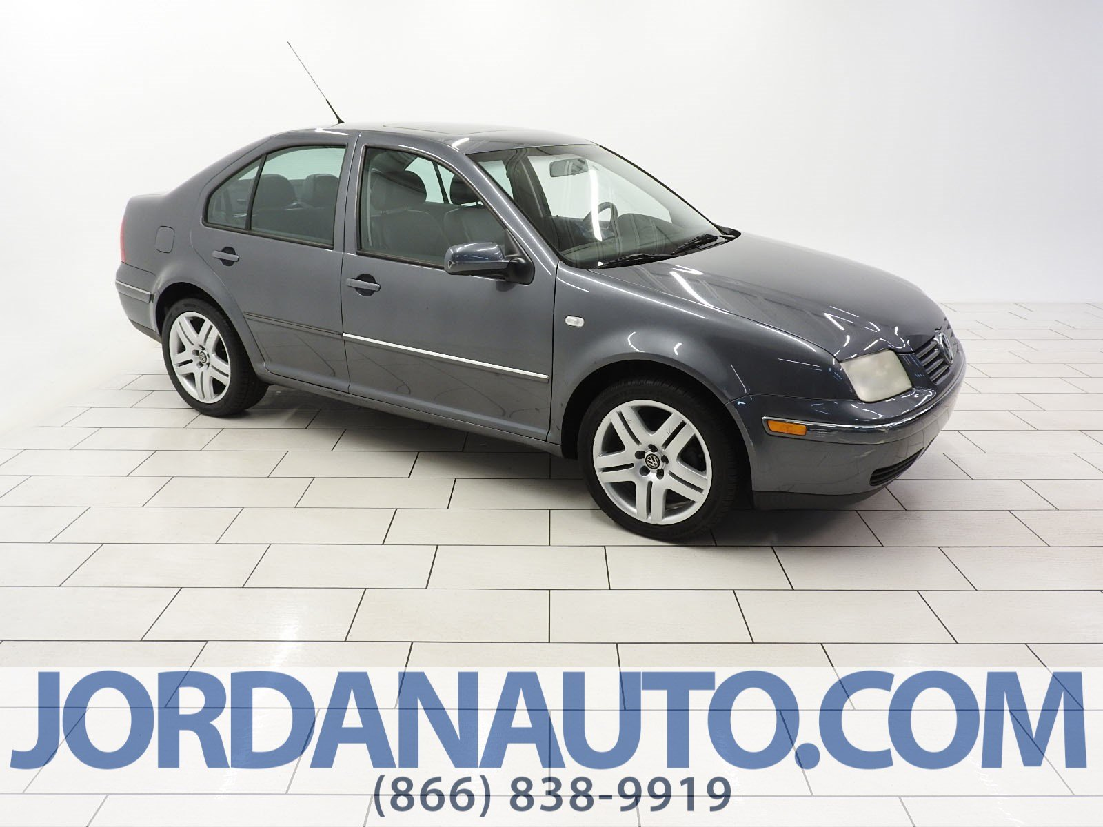 Pre-Owned 2004 Volkswagen Jetta Sedan GLI