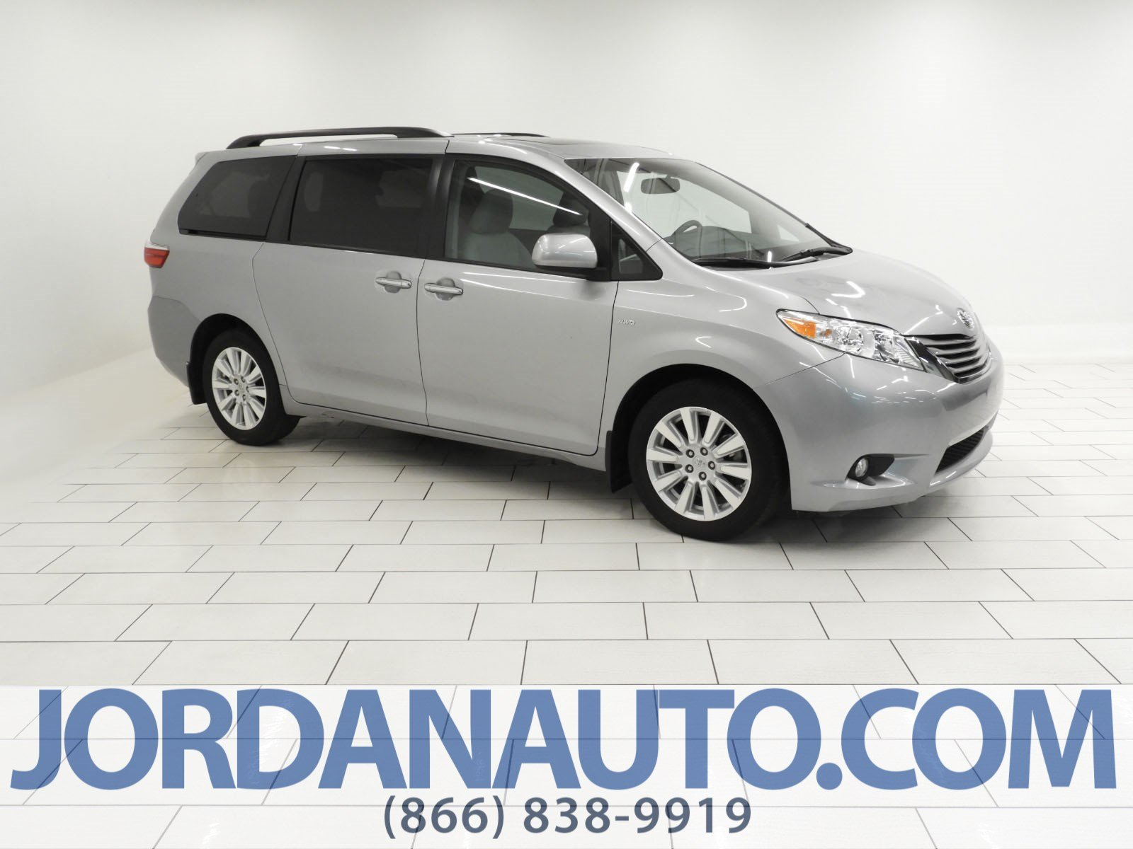 Toyota Sienna Service Manual: Parts location