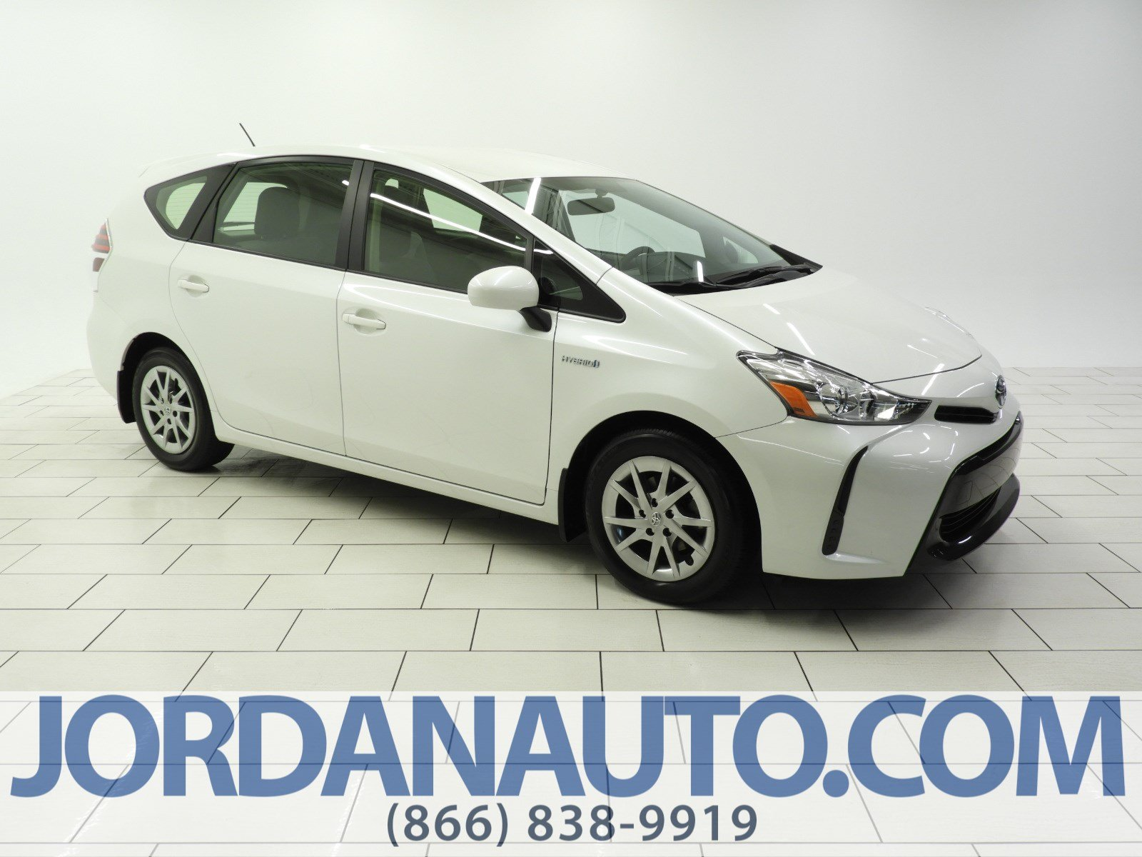 Certified Pre-Owned 2017 Toyota Prius V Two