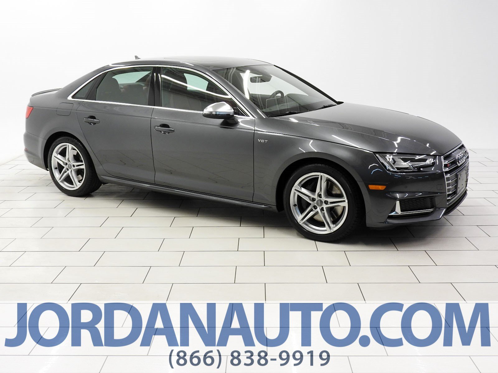 Pre-Owned 2018 Audi S4 Premium Plus