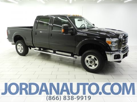 Pre-Owned 2015 Ford Super Duty F-350 SRW XLT