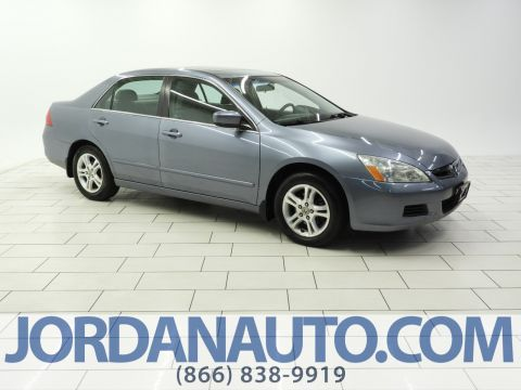 Pre-Owned 2007 Honda Accord Sdn EX