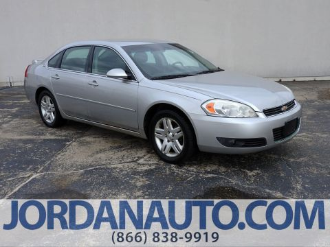 Pre-Owned 2006 Chevrolet Impala LT 3.9L