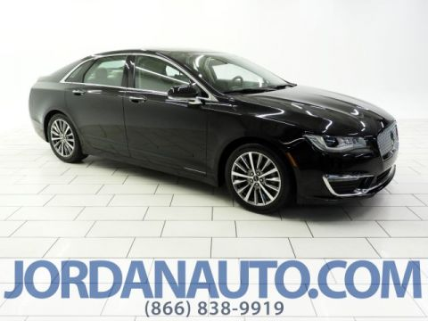 Pre-Owned 2017 Lincoln MKZ Hybrid Select
