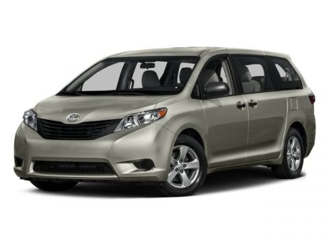 Pre-Owned 2015 Toyota Sienna