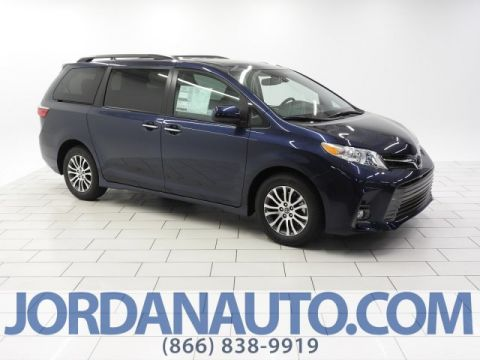 12 New Toyota Sienna For Sale in Mishawaka | Jordan Toyota