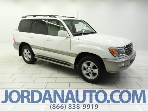 Pre-Owned 2005 Toyota Land Cruiser